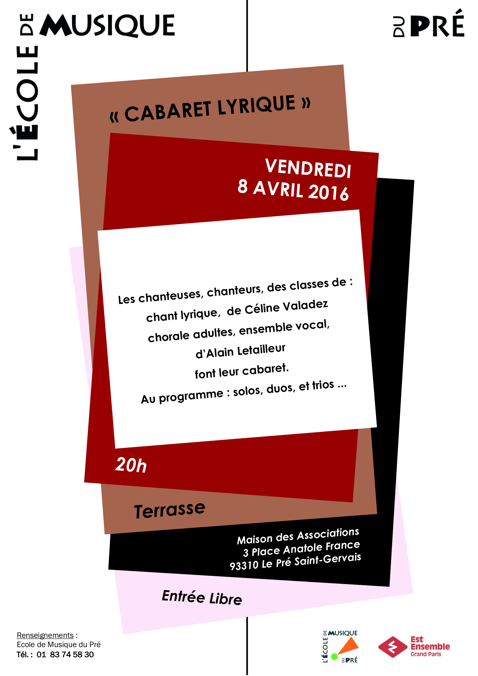 cabaret lyrique 8 avril 2016